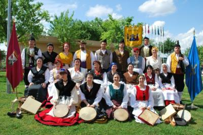 Grupo de Baile Andolina
